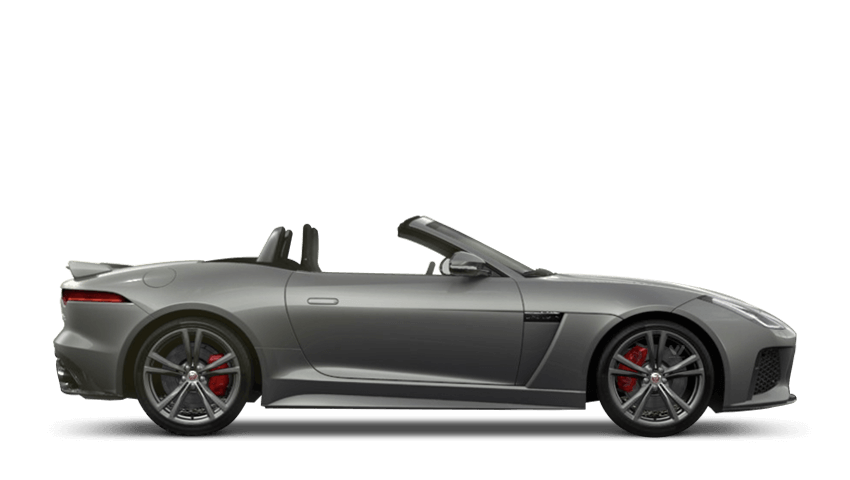 Jaguar F Type Convertible