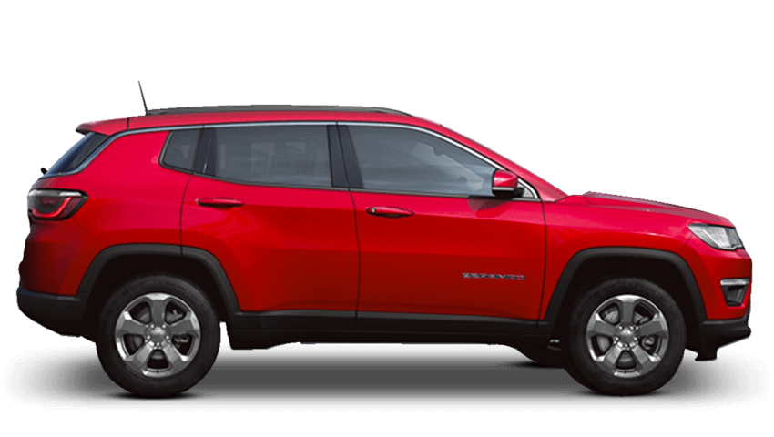 All-New Jeep Compass Longitude SUV Offer