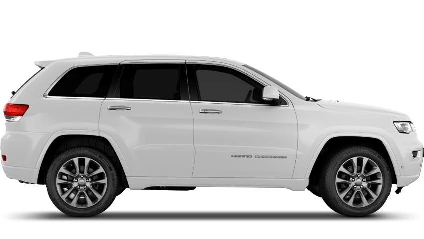 jeep Grand Cherokee Overland Offer