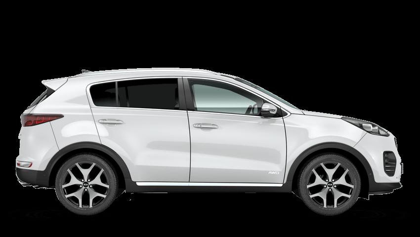 New Kia Sportage GT-Line T SUV Offer