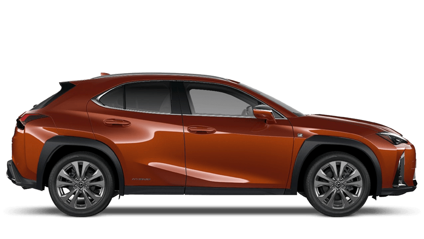 View all the Lexus Ux we have in stock