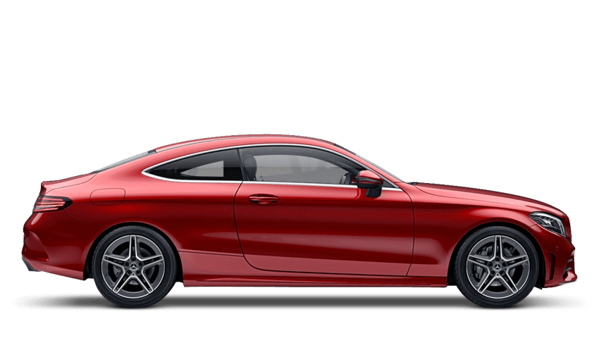 Mercedes Benz C Class Coupe New
