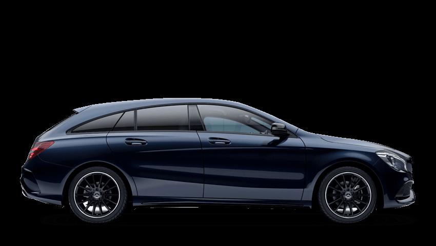 Mercedes Benz Cla Class Shooting Brake