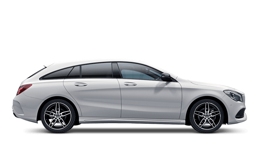 Mercedes Benz Cla Class Shooting Brake