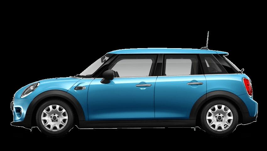 Mini 5 Door Hatch
