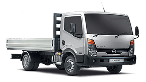 New Nissan Cabstar
