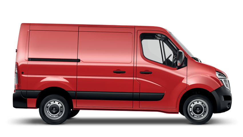 New Nissan NV400