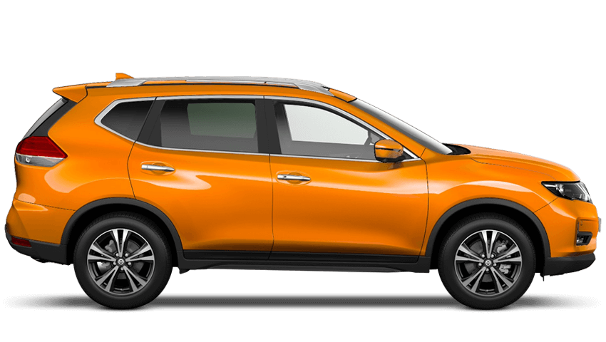 nissan X-Trail N-Connecta Offer