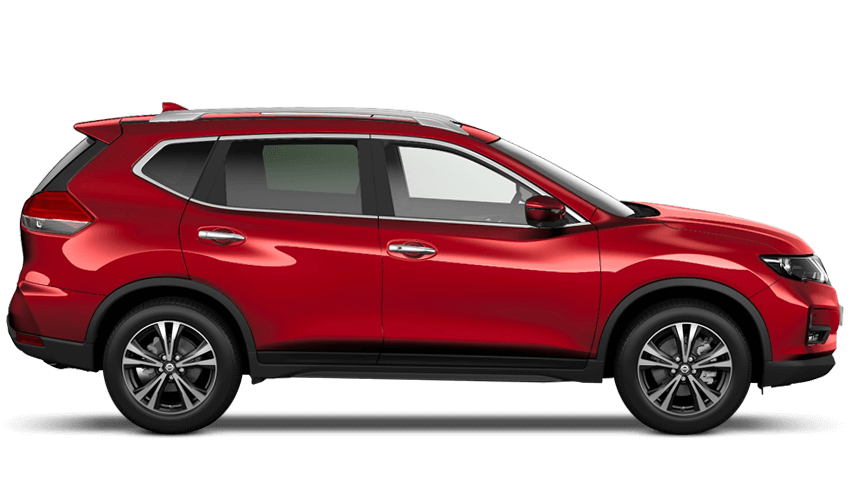 View all the Nissan X-trail we have in stock