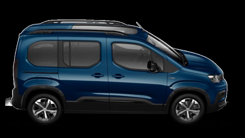 All-New Peugeot Rifter