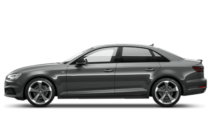 A4 Saloon Black Edition