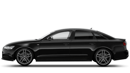 Audi A6 Saloon Black Edition