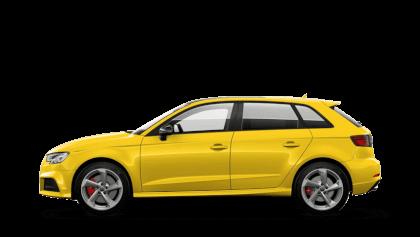 Audi S3 Sportback S3 Black Edition