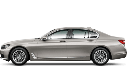 BMW 7 Series Saloon Entry