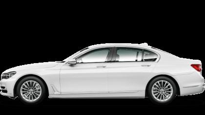 BMW 7 Series Saloon Exclusive