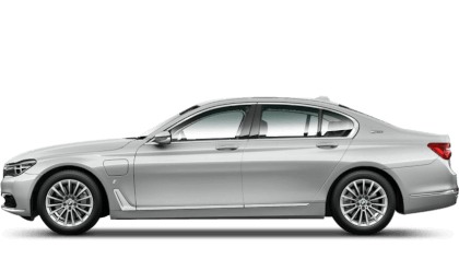 7 Series Saloon iPerformance