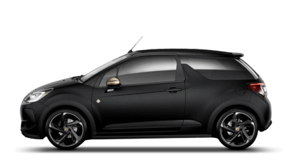 DS 3 Cabrio Performance Black