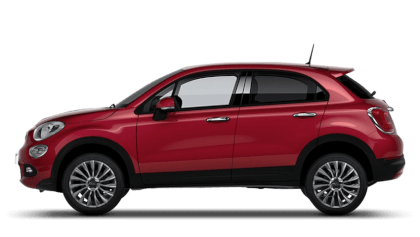 FIAT 500x City Look Lounge