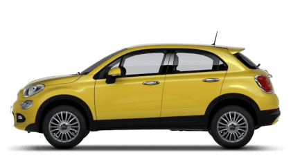 FIAT 500x City Look Pop Star