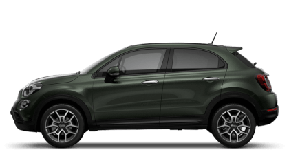 Fiat 500X Cross Look New