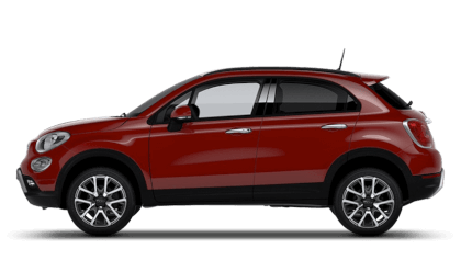 Fiat 500X Off-Road Look
