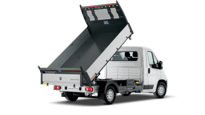 Ducato Crew 3-Way Tipper