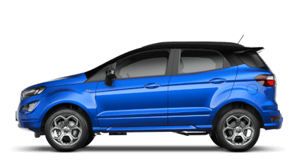 Ford EcoSport New ST-Line
