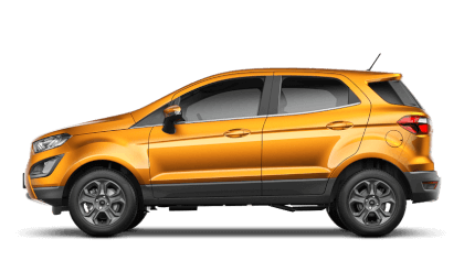 Ford EcoSport New Zetec