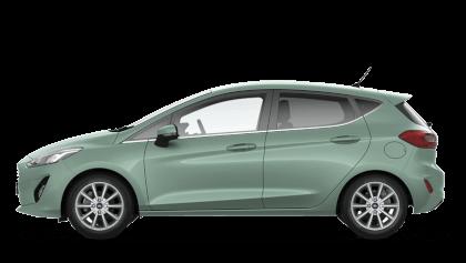 Ford Fiesta BandO PLAY Titanium Series