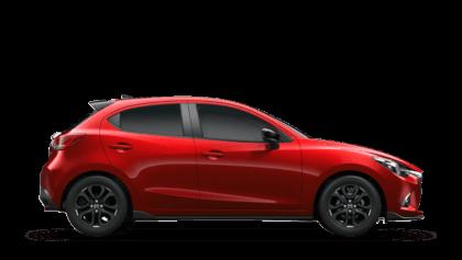 Mazda 2 Sport Black-plus