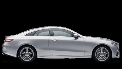 E-Class Coupe New