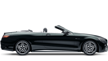 Mercedes Benz S-Class Cabriolet 63 AMG