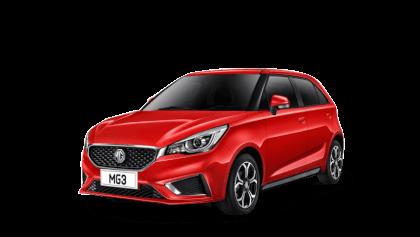MG MG3 New