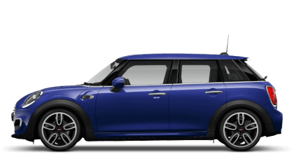 MINI 5 Door Hatch Cooper D
