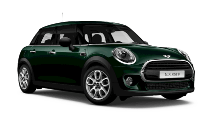 MINI 5 Door Hatch One D