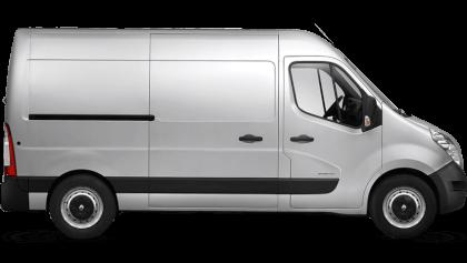 Master Panel Van