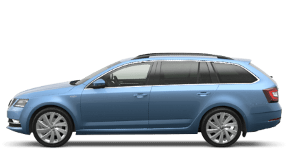 Skoda Octavia Estate Laurin and Klement
