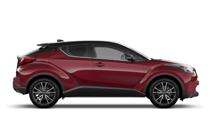 Toyota C-HR Red Edition