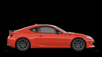 Toyota GT86 Club Series Orange Edition