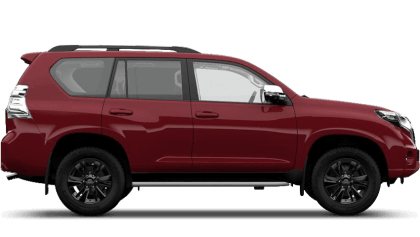 Toyota Land Cruiser Invincible X