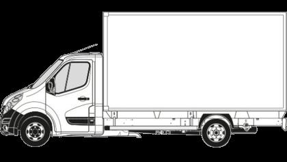 Movano Box Van