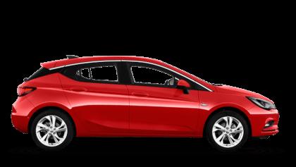 Vauxhall New Astra