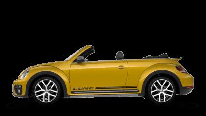 Volkswagen Beetle Cabriolet Dune