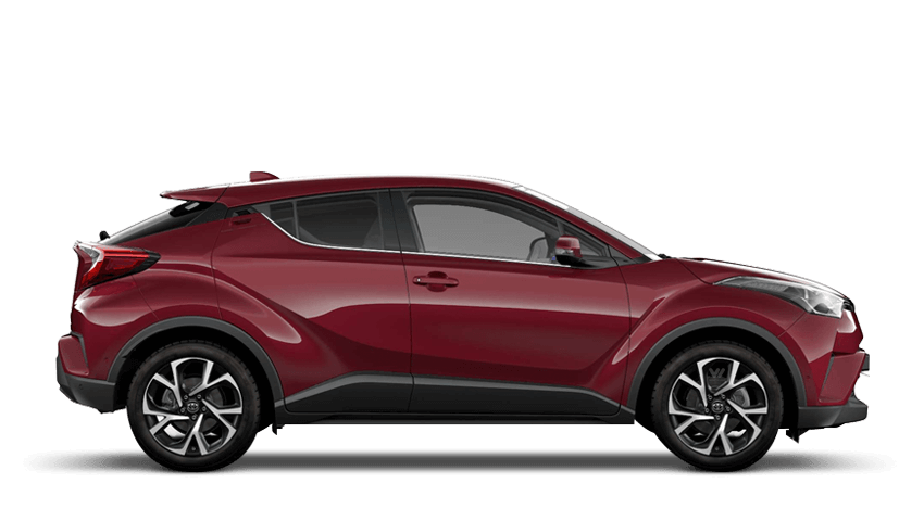 View all the Toyota C-hr we have in stock