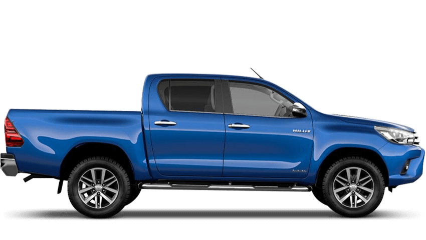 Toyota Hilux Invincible Double Cab Pick Up