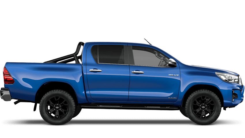 Hilux Invincible X Limited Edition - Blue