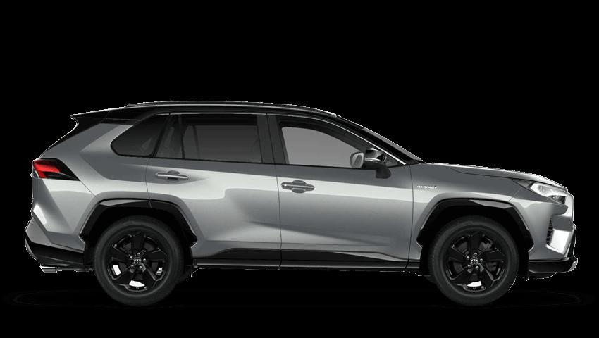 All New Toyota RAV4