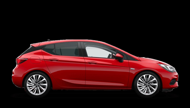 New Vauxhall Astra New