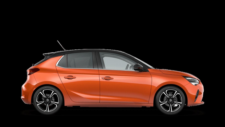 New Vauxhall Corsa New