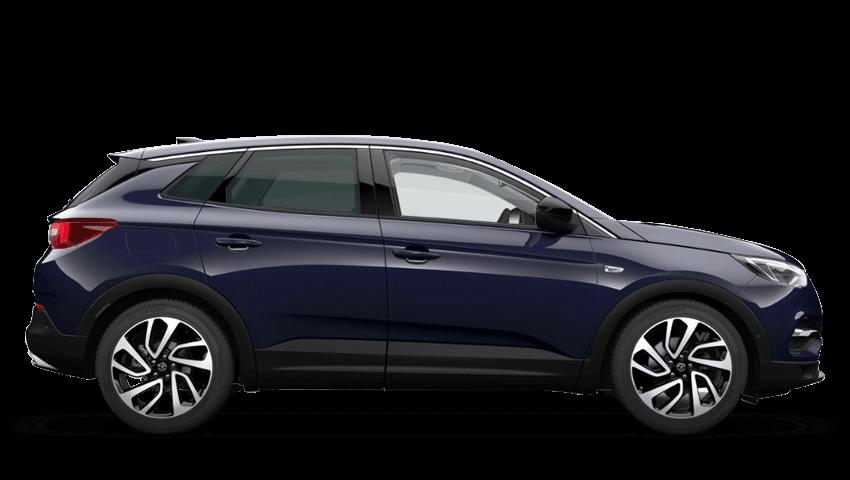 New Vauxhall Grandland X Hybrid4